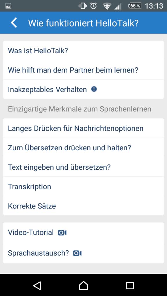 """14-hello-talk-how-to """"Talk To The World"""" - Sprich mit der Welt"""