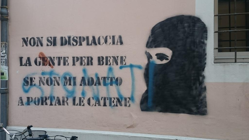 antifascisti-ravenna 3 Tage - 3 Städte