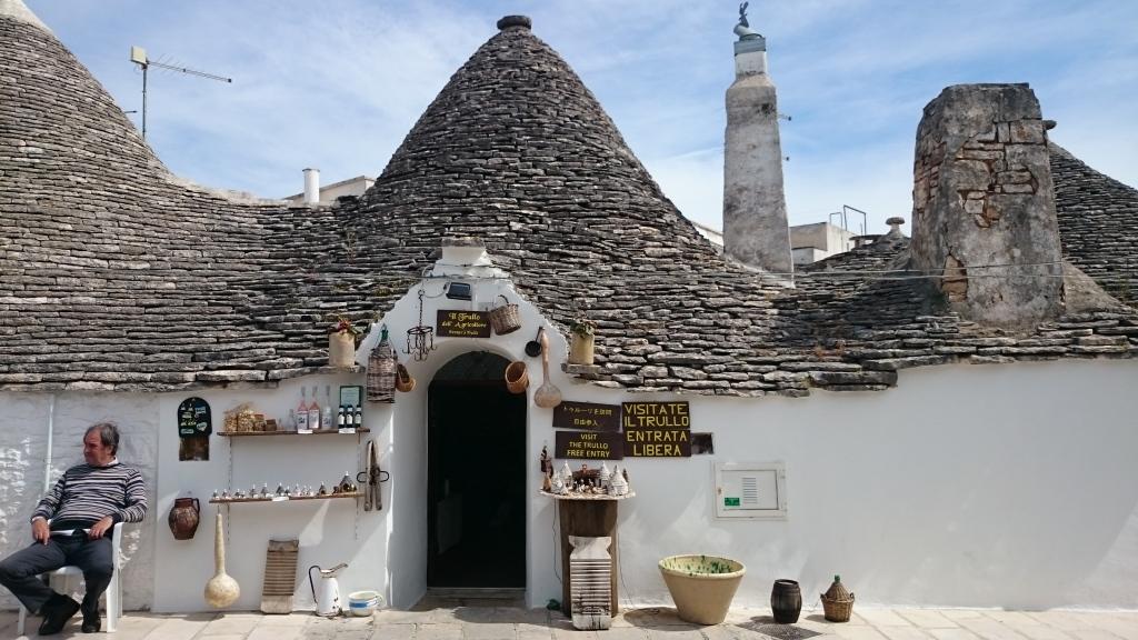 minitrullo_1 Alberobello und die Trulli