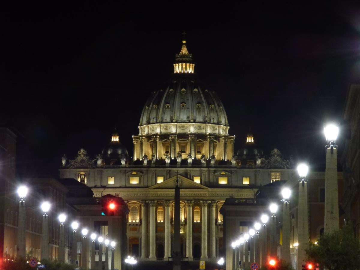 Rom 8. ein tag im vatikan u2013 italien und ich